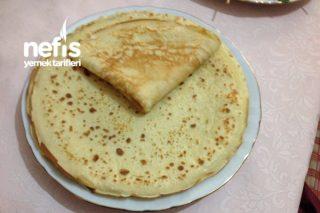 Krep (Kahvaltı İçin Nefis) Tarifi