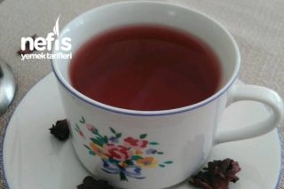 Zayıflamaya Yardımcı Hibiskus Çayı Tarifi