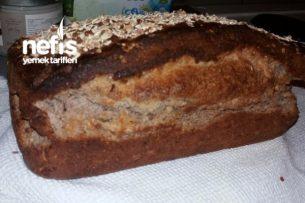 Baton Kalıpta 5 Dakikada Ekmek Tarifi