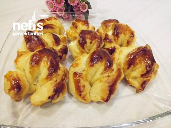 Kremalı Peynirli Poğaça