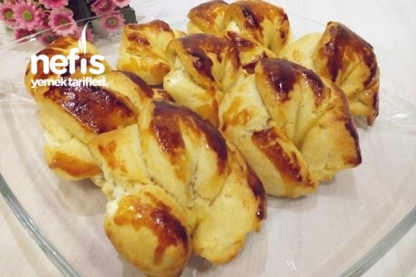 Kremalı Peynirli Poğaça Tarifi