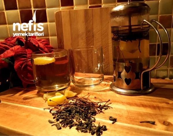 Yağ Yakan Detoks Çayı