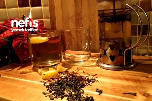 Yağ Yakan Detoks Çayı Tarifi