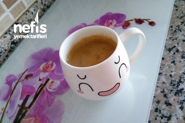 Kilo Verdiren (Yağ Yakıcı Kahve) Tarifi