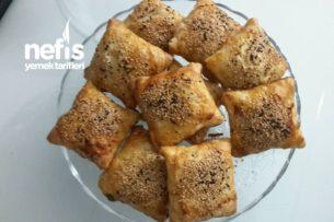 Milföy Hamuruyla Talas Böreği Tarifi