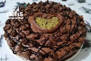 Çikolata Rüyam (Doğum Günü Pastası) Tarifi