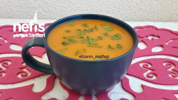 Harika Sebze Çorbası (denemeyen Kalmasın)
