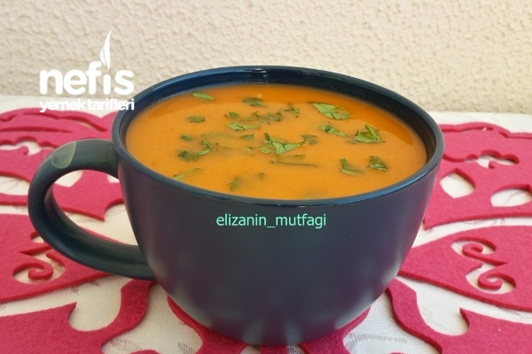 Harika Sebze Çorbası ( Denemeyen Kalmasın) (videolu) Tarifi