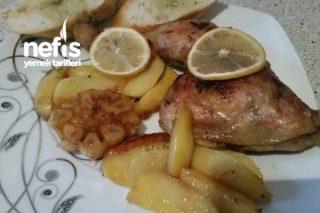 Limonlu Tavuk Lezzetli Tarifi
