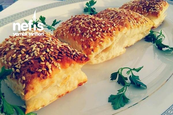 Nefis Milföy Simit Börek Tarifi