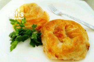 Patatesli Gül Böreği (Maden Suyu İle) Tarifi