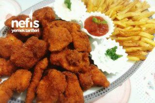 Toz Tarhana İle Çıtır Tavuk Parçaları Tarifi