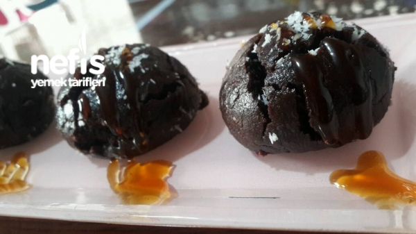Enfes Çikolatalı Browni Kurabiye