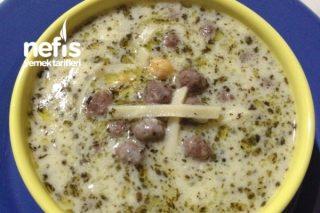 Köfteli Yoğurt Çorbası ( Erzincan Çorbası) Tarifi