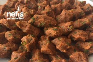 Patatesli Çiğköfte (Pratik Ve Etli Tadında) Tarifi