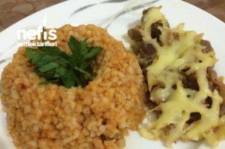 Farklı Bir Ana Yemek Arayanlara: Köz Patlıcanlı Tas Kebap Tarifi