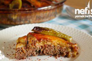 Patlıcanlı Tepsi Kebabı Videosu Tarifi