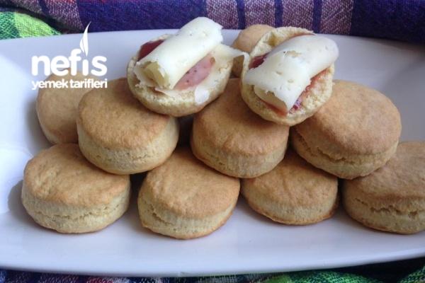 Scones (İngiliz Çöreği)