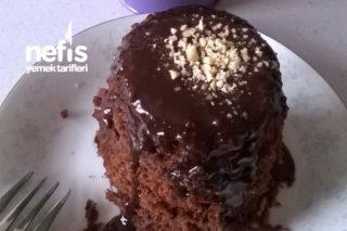 Tatlı Krizine Mug/Bardak Kek (Mikrodalgada) Tarifi