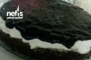 Tavada Ağlayan Yaş Pasta Tarifi