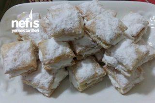 Milföy Hamurundan Laz Böreği Tarifi