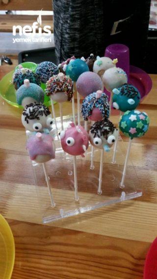 Cakepops (hazır Kekle)