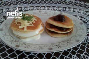 Kahvaltılık Pofuduk (İster Tatlıyla İster Tuzluyla Yiyin) Tarifi