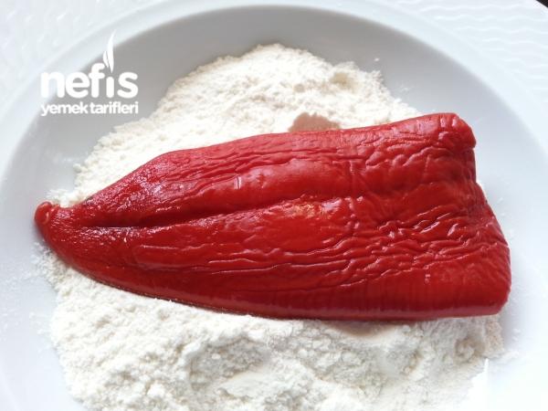 Kaşarlı Kırmızı Biber Pane