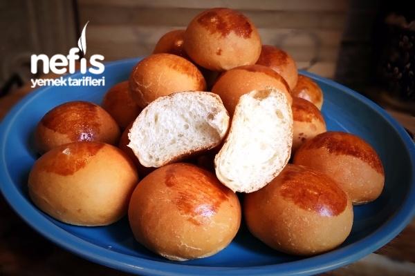 Minik Pastahane Poğaçası (Puf Puf) Tarifi