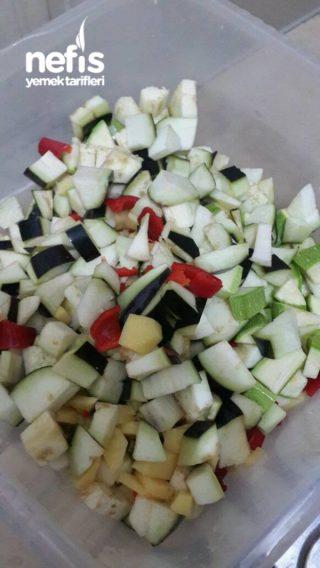 Fırında Diyet Sebzelerim(diyetisyen Onaylı )
