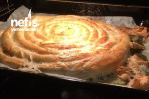 Hazır Yufkadan Boşnak Böreği Tarifi