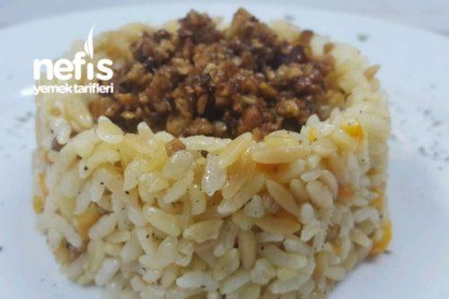 Bulgurlu Pirinç Pilavı Tarifi Videosu