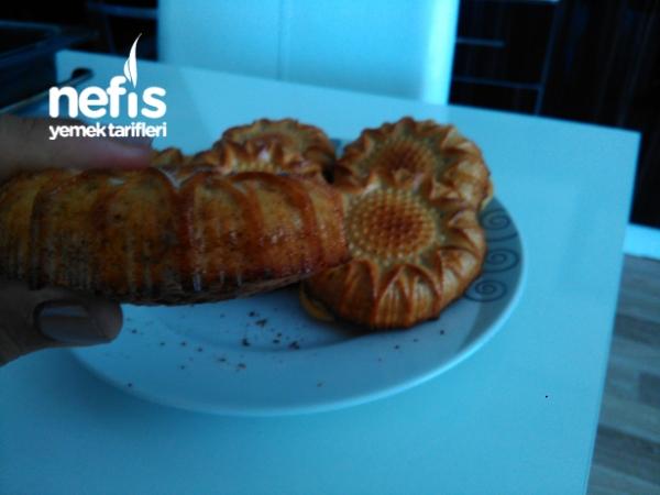 Yulaf Kepeği Ekmeği (dukan)