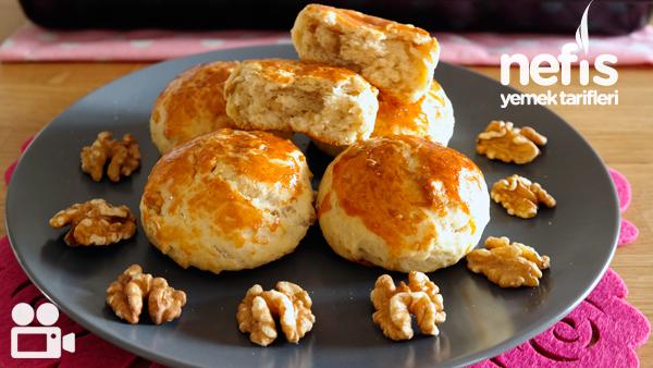 Cevizli Amasya Çöreği Tarifi Videosu