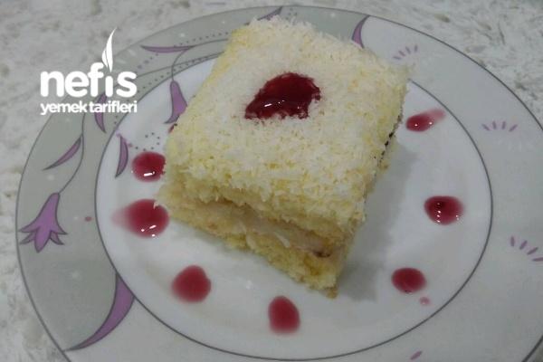 Beyaz Pasta (videolu)