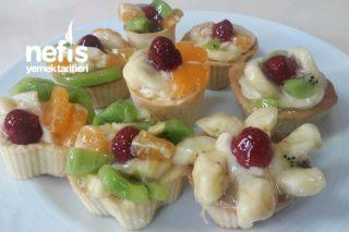 Meyveli Tartolet ( Enfes Tat) Tarifi