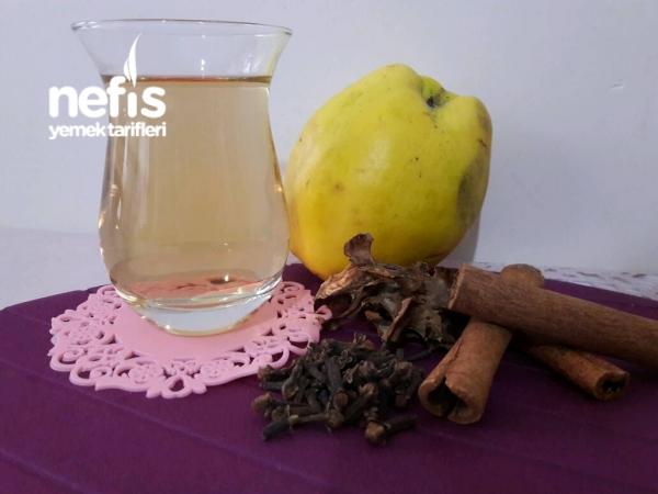 Öksürük Ve Grip'e Şifalı Kış Çayı