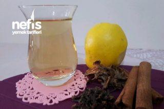 Öksürük Ve Grip'e Şifalı Kış Çayı Tarifi