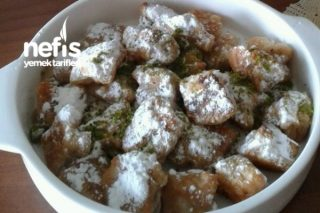 Pudra Şekerli Milföy Kızartması Tarifi