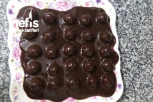 Çikolatalı Elma Topu Tarifi