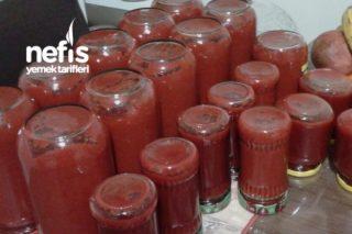 Domates Salçası Tarifi