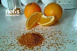 Uzun Ömürlü Portakal Tozu ( Ev yapımı) Tarifi