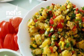 Bol Çeşitli Salata Tarifi