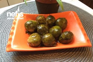 Zayıflatan Brüksel Lahanası Salatası Tarifi