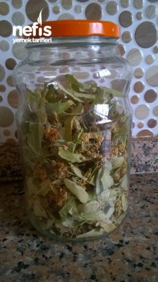 Zencefilli Fesleğenli Ihlamur Çayı