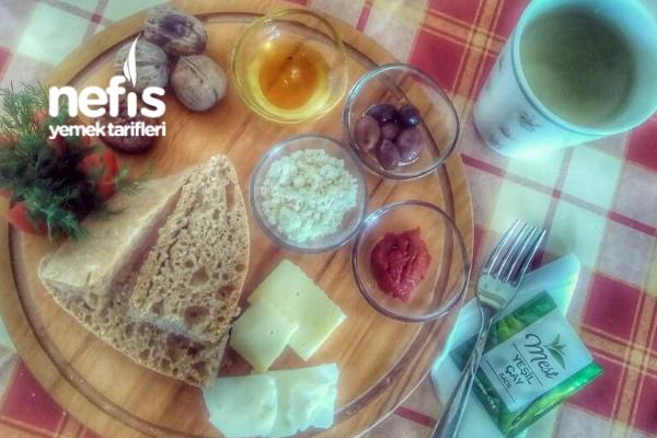 Ev Yapımı Tam Tahıllı Ekmek Tarifi