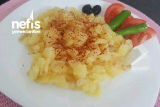Patates Kavurması ( Kahvaltılık) Tarifi