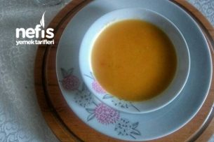 Sağlıklı Mandalinalı Havuç Çorbası Tarifi