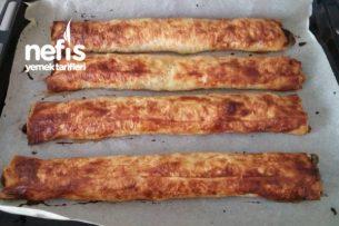 Baklavalık Yufkadan Patates Böreği Tarifi