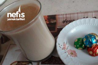 Sıcak Sıcak Sütlü Çay Tarifi